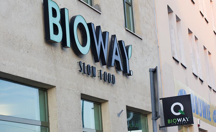 Bioway Gdańsk - wegetariańskie i wegańskie obiady